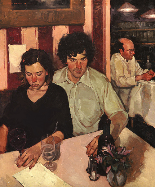 Cafe-Couple